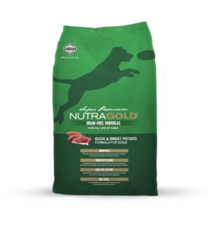 NUTRA GOLD GRAIN FREE DUCK-17